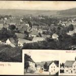 Rastenberg um 1917